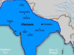 Mayan Empire Map Mayan Empire And Gupta Empire By Monica Kusik
