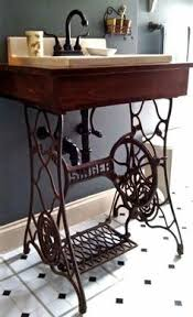 Antique Singer Sewing Machine Table 15 Repurposed Wire Spool Ideas Vintage Sewing Machines Legs And