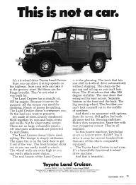 jeep life quotes toyota land cruiser fj40 ad