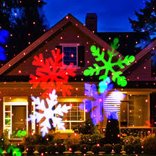 led merry light projector projection