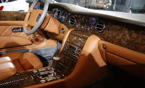 2009 bentley arnage t bentley azure interior