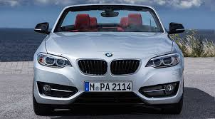 2015 bmw 2 series convertible bmw 2 series convertible 2015 official pictures by car