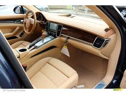 porsche panamera turbo interior luxor beige interior 2012 porsche panamera turbo photo 62431302