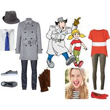 51 inspector gadget party images inspector