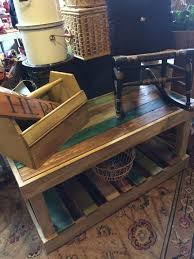 Shipping Crate Coffee Table - from shipping crate to beautiful table hometalk