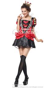 Halloween Costumes Evil Queen Evil Red Queen Costume N6210