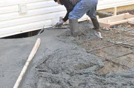 How To Cement A Patio How To Build A Concrete Patio With Bluestone Inlay Complete Guide