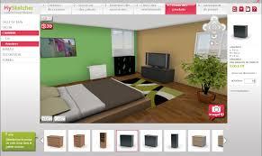 chambre virtuelle deco virtuelle gratuit avec logiciel de decoration 3d gratuit evtod