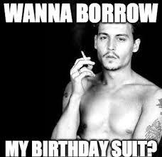 Johnny Depp Meme - johnny depp birthday funny happy birthday meme