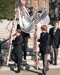 chuppah poles 51 beautiful chuppahs from weddings martha stewart weddings