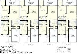 town house floor plans luxury townhouse plans homey idea luxury townhouse floor plans 8 4