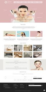 45 fantastic spa beauty salon website templates free premium