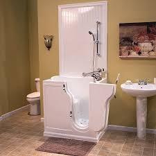 Shower With Bathtub Bathtubs Idea Inspiring Walk In Tub Shower Combo Safe Step Walk