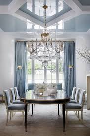 Blue Dining Room Awesome White Dining Room Contemporary House Design Interior