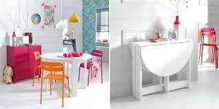 table de cuisine pour petit espace table de cuisine pour petit espace cool table ronde pliante everett