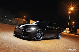 lexus 2014 is 250 2014 lexus is250 f sport on velgen wheels vmb8 matte gunmetal