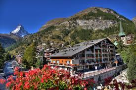 Swiss Alpine Hotel Allalin Zermatt Sbb