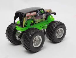 grave digger monster truck rc mohawk warrior car black fullfunction remote control monster truck