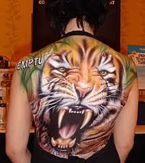 clemson clemson tigers clemson tiger halve sleeve tattooed on my