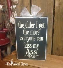 retirement gift for women funny signs 5x7 wood