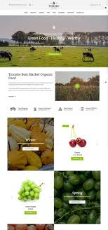 theme wordpress agriculture 15 wordpress themes for an organic food shop healthy food blog