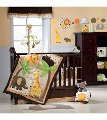 Crib Bedding Jungle Safari Baby Bedding Sets All Modern Home Designs