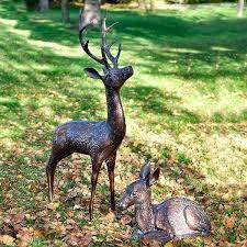 plastic garden ornaments exhort me