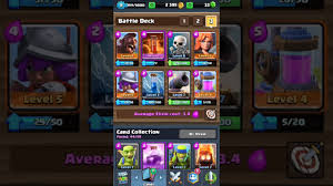 Best Challenge Clash Royal Best Deck To Win In Classic Challenge