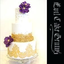 wedding cake stencils – dragon