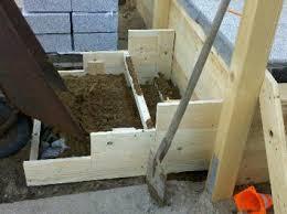 treppe bauen neue eingangs treppen braucht das haus bauanleitung zum
