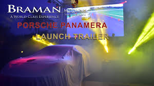light purple porsche braman porsche panamera launch braman porsche youtube