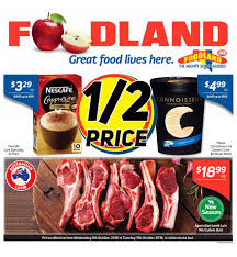you cuisine catalogue foodland catalogue 5 11 october 2016 http olcatalogue com