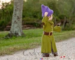 Dopey Dwarf Halloween Costume Annabelle Snow White Gabriel Dopey Dopey