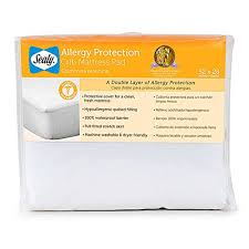 Sealy Crib Mattress Pad Sealy Allergy Protection Crib Mattress Pad