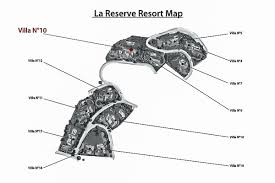 French Riviera Map La Reserve Villa 10 Luxury Retreats