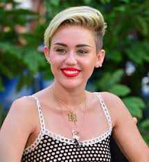 what is the name of miley cryus hair cut miley cyrus haircut changed her life huffpost