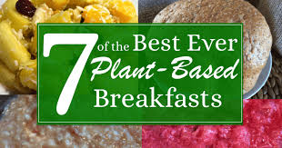 7 of the best ever plant based breakfasts