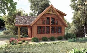 cottage plans timber frame home deco plans