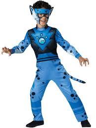 Halloween Costumes Toys Wild Kratts Cheetah Halloween Costume Child Size Toys