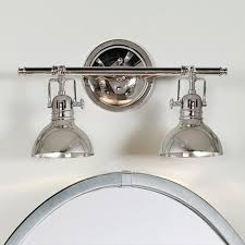 Above Mirror Bathroom Lights 13 Fascinating Light Fixtures For Bathroom Design Ideas Direct