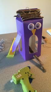 fabrication mangeoire oiseaux nichoir en bois brut a fabriquer u2013 mzaol com