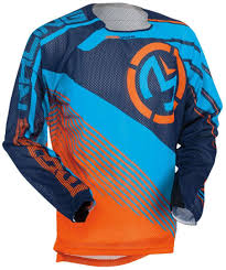 jersey motocross moose racing sahara jersey motocross jerseys orange blue moose