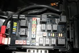 picture of front fuse box with lid opened chrysler 300c forum