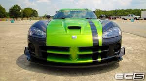 Dodge Viper Green - the green viper snakeskin srt 10 dodge vir