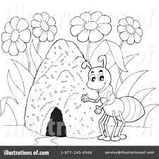 ant clipart 1110728 illustration by visekart