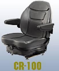 siege mini siège mini pelle suspension haut de gamme milsco cr 100
