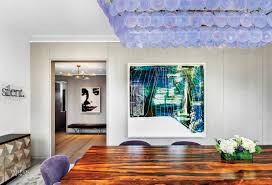Steven Rich Interiors An Art Filled Nyc Duplex By Steven Harris And Lucien Rees Roberts