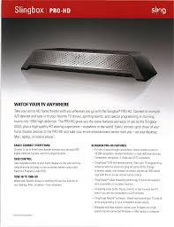 home theater dvr download free pdf for slingmedia slingbox pro hd dvr manual