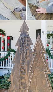 diy front yard christmas decorating projects the garden glove