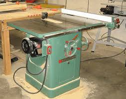 powermatic 10 inch table saw model 66 table saw